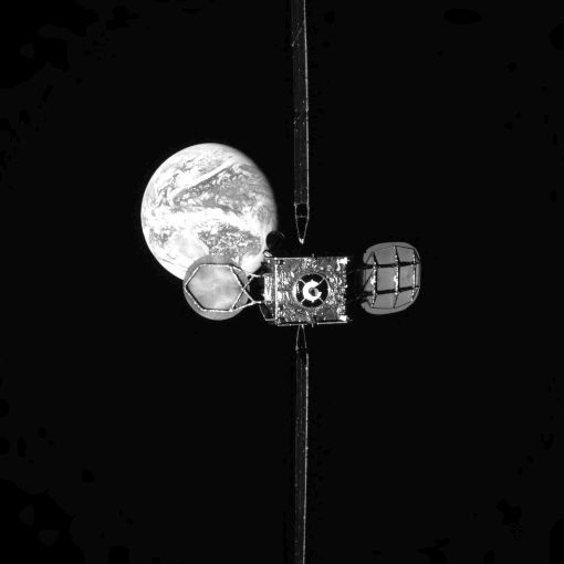 First commercial life-extension service in orbit