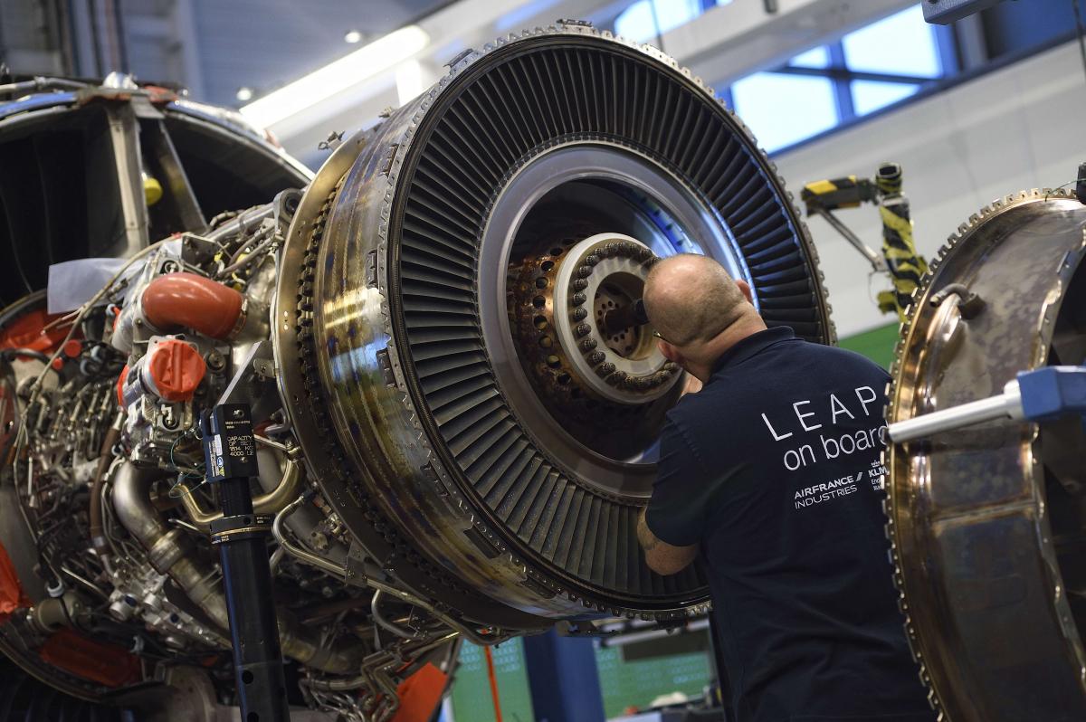 CAAC authorizes AFI KLM E&M for CFM LEAP maintenance