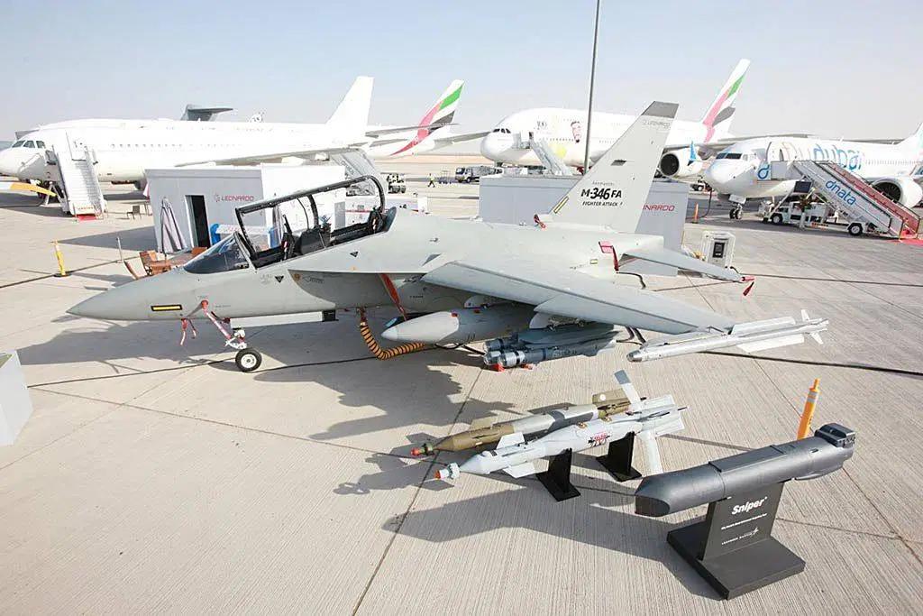 Nigeria buys two M-346 squadrons