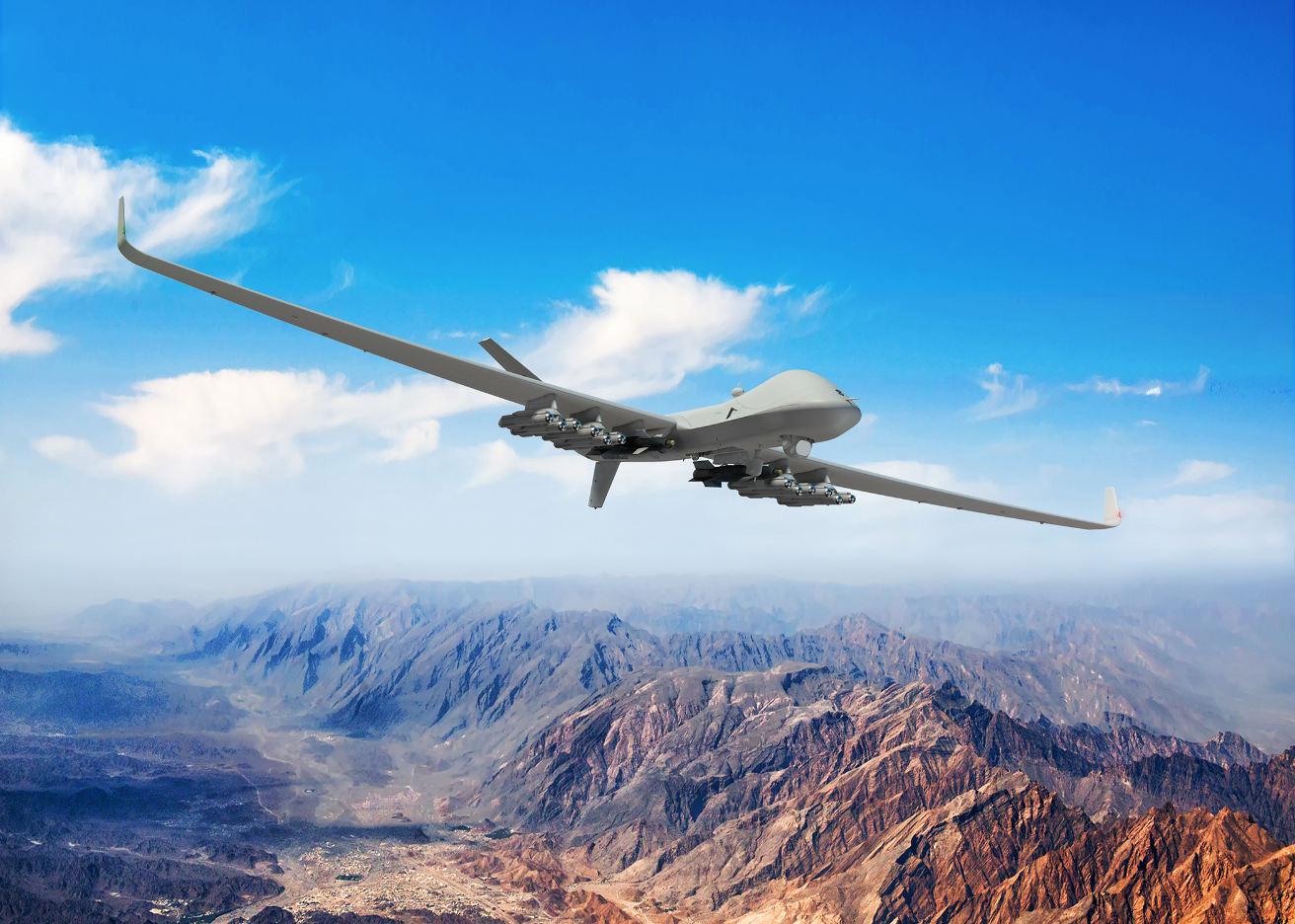 MBDA Brimstone missile planned for RAF Protector RPAS