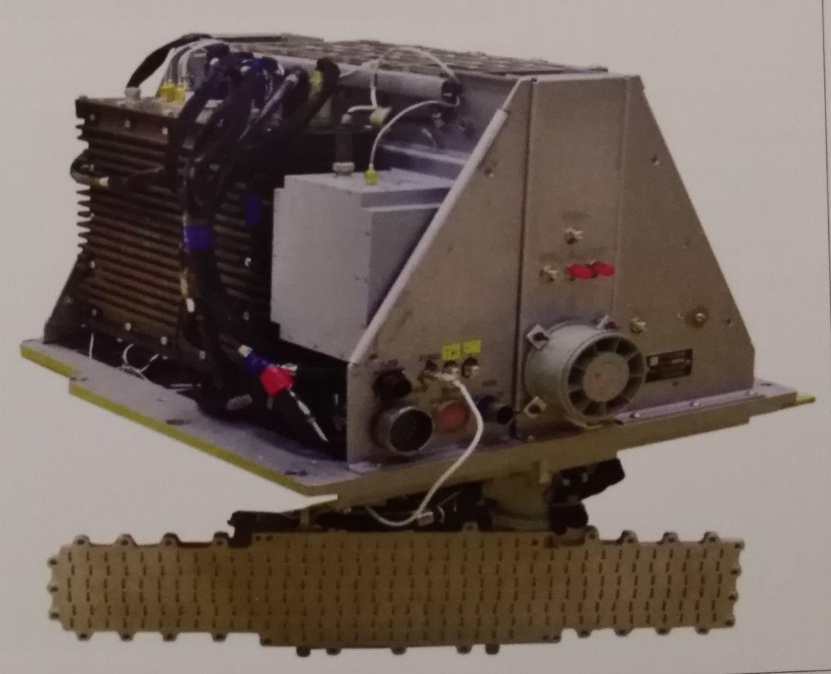 MAKS 2019: Phazotron develops a Ku band multifunction radar for UAVs