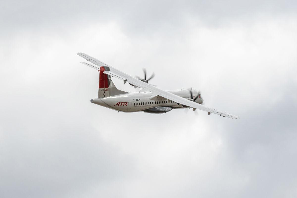 Paris Air Show 2019: Nordic Aviation Capital commits for a 100 ATR 72-600