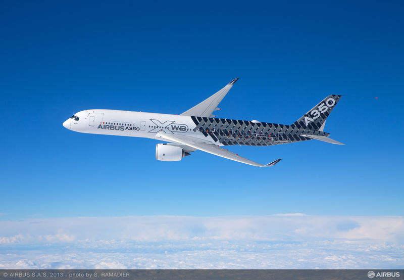 Airbus A350 XWB set for China tour