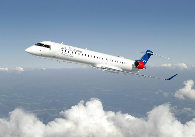 CityJet finalizes order for up to 10 CRJ900s