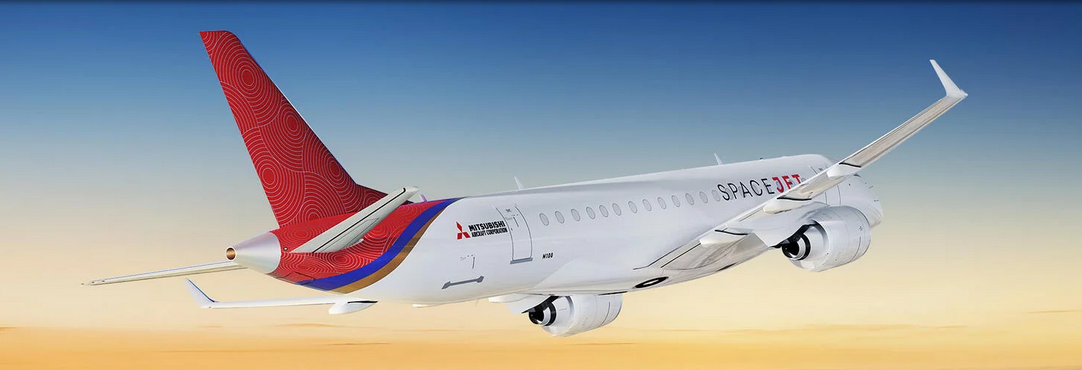 New delay for the Mitsubishi SpaceJet, formerly MRJ