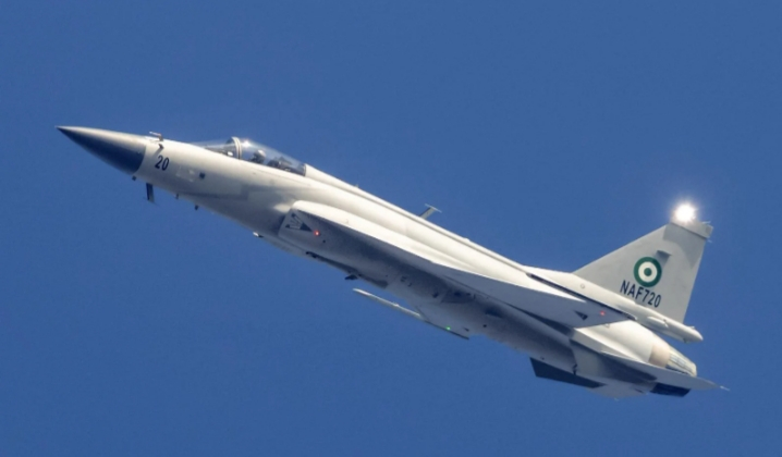 Nigeria: Delivery of JF-17N fighter aircraft