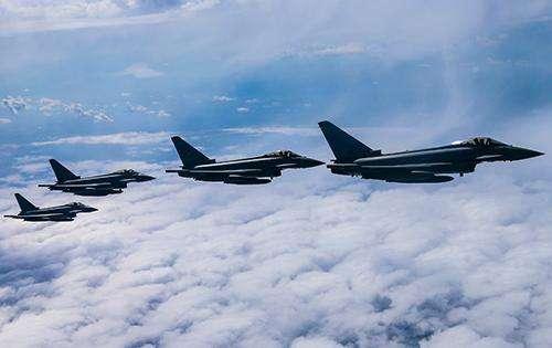 Qatar confirms Typhoon order