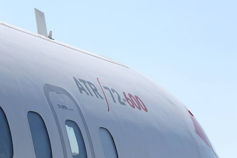 IndiGo selects ATR 72-600 for Indian regional project