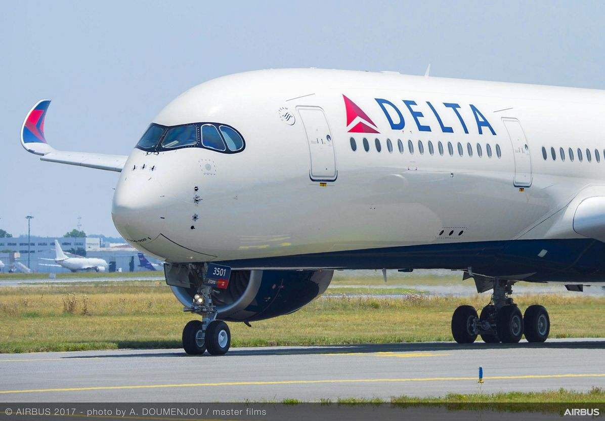 Delta to be first U.S. airline to operate A350 XWB