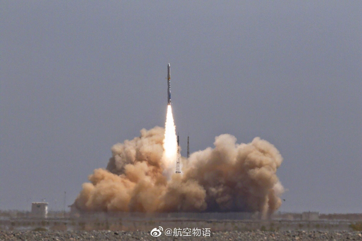 """Success for a first orbital launch from a Chinese """"private"""" operator"""