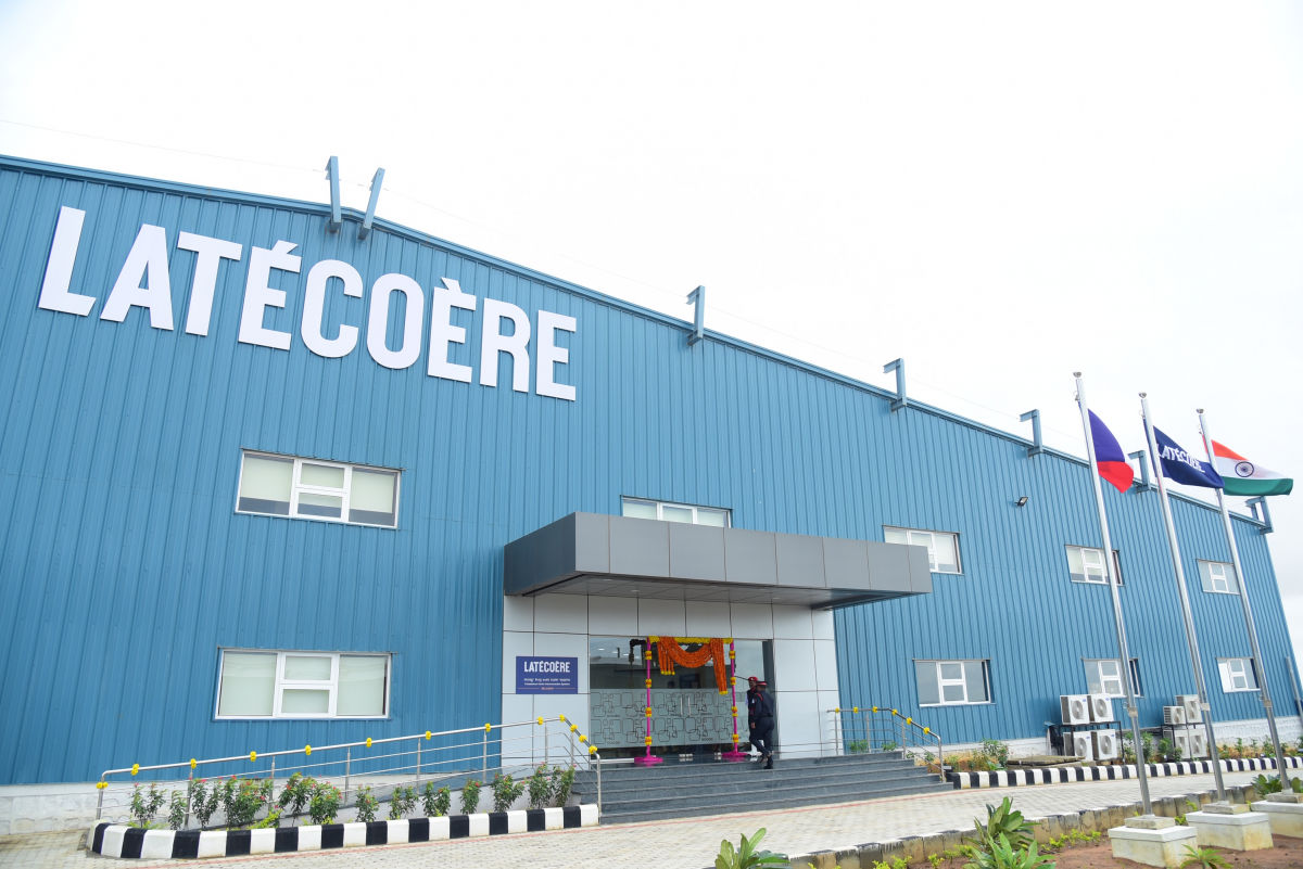 Latécoère settles in India