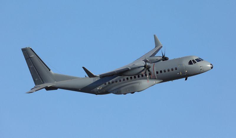 Burkina Faso selects Airbus C295
