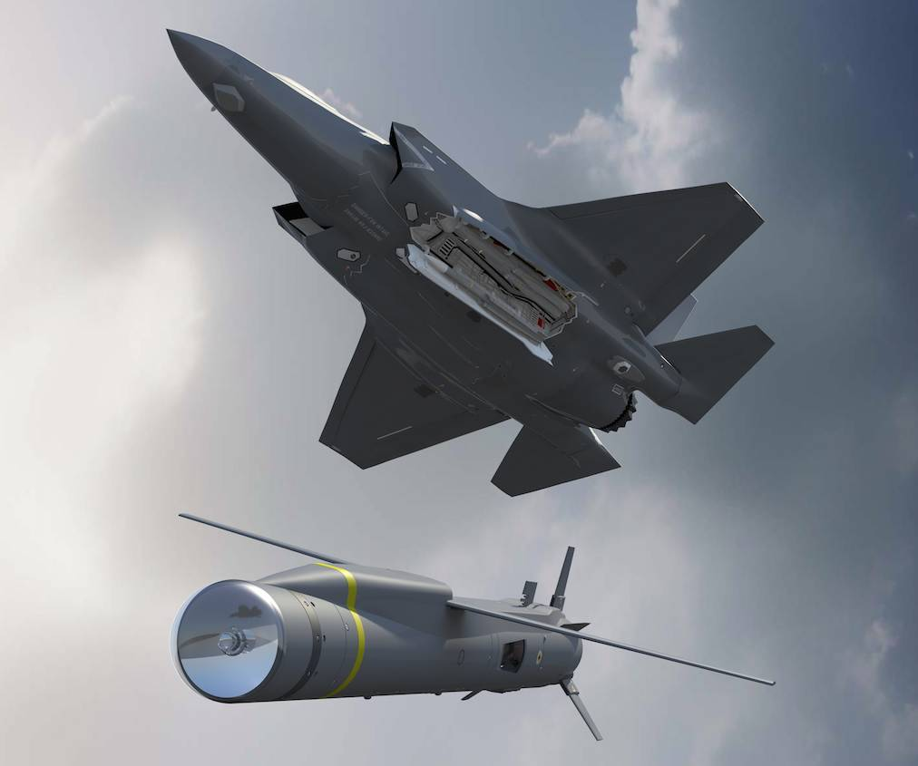 MBDA wins £411m Spear missile contract