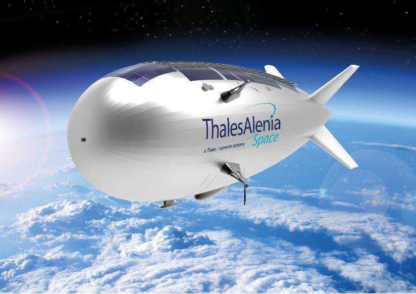 Thales Alenia Space buys stake in Airstar Aerospace