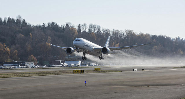 Rolls-Royce Trent 1000 TEN powers Boeing 787 for first time