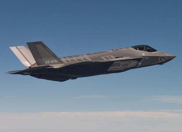 Poland gets thirty-five F-35A fighters