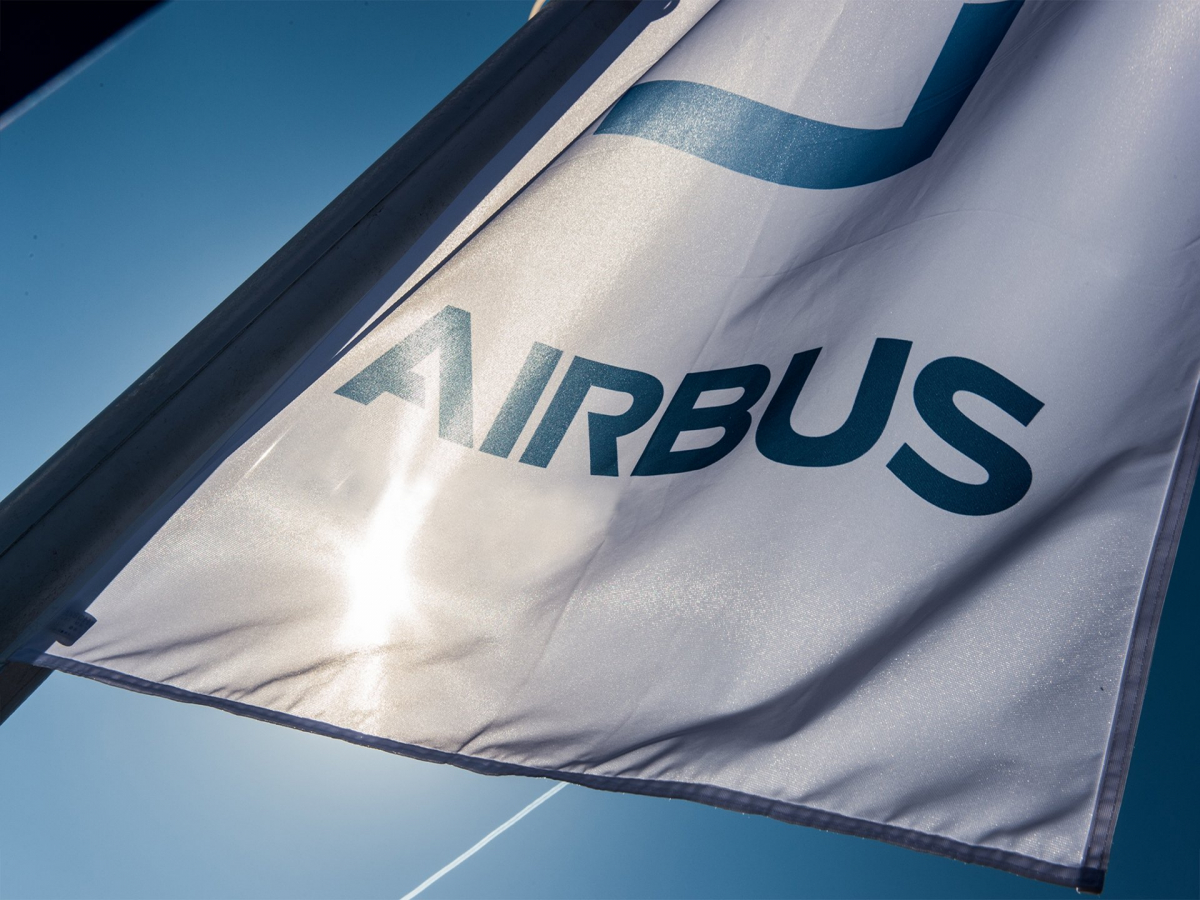 Coronavirus affects Airbus China