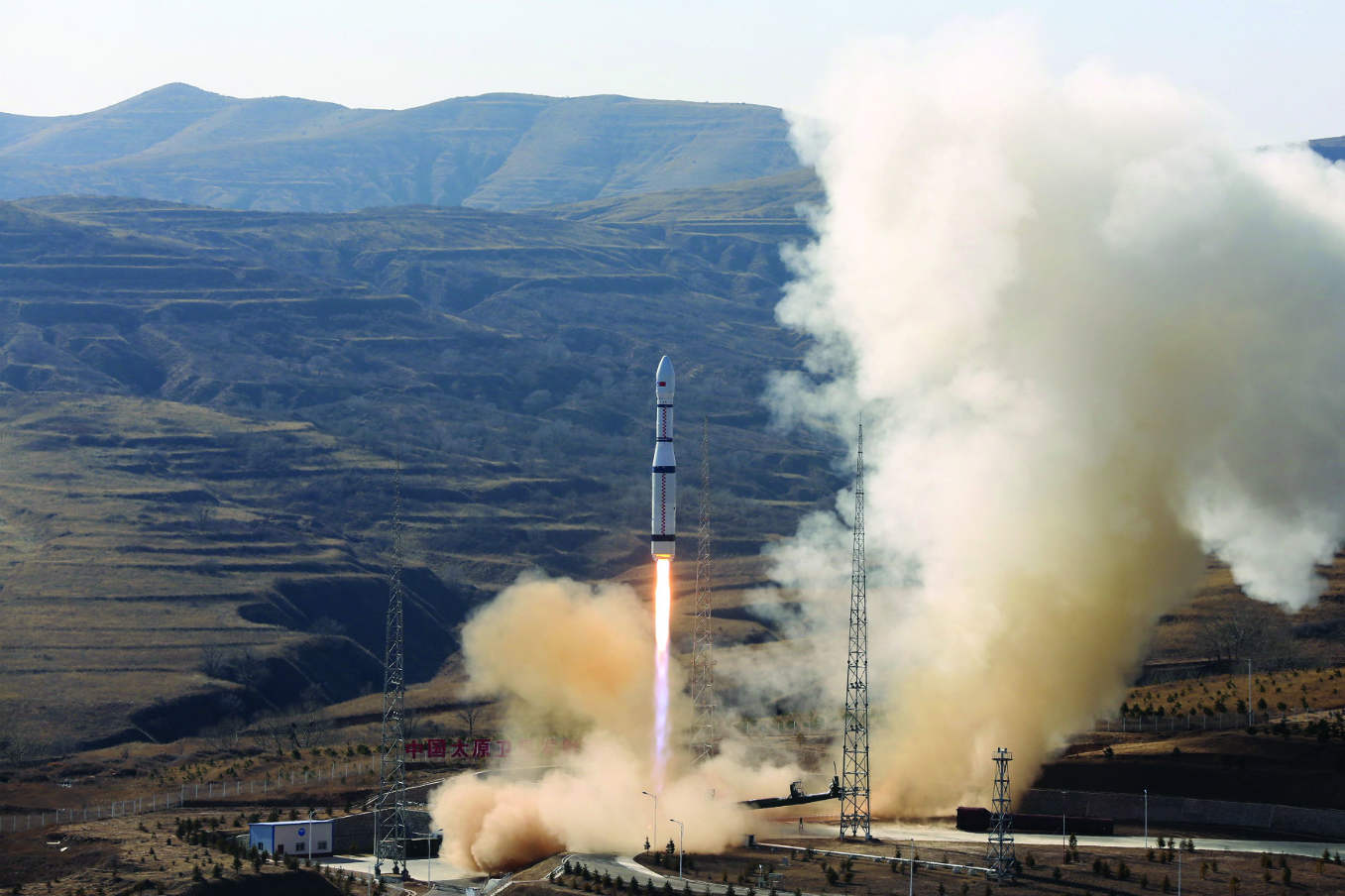 Second flight for China's Long March 6