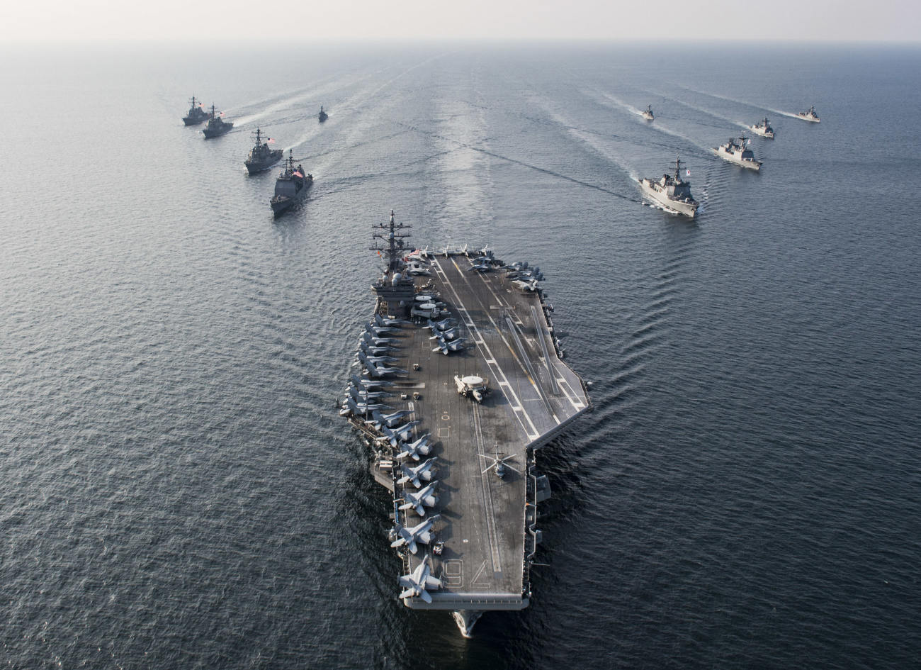 Report: U.S. must include Europe in Asia-Pacific security strategy