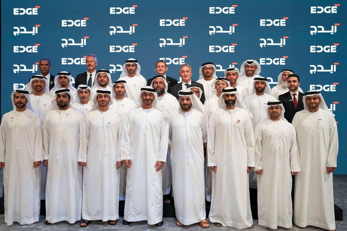 Dubai Airshow 2019: UAE launch Edge