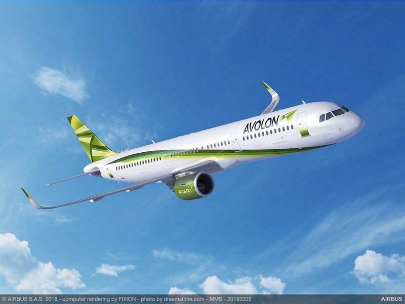 Avolon confirms $11.5bn Airbus A320neo order