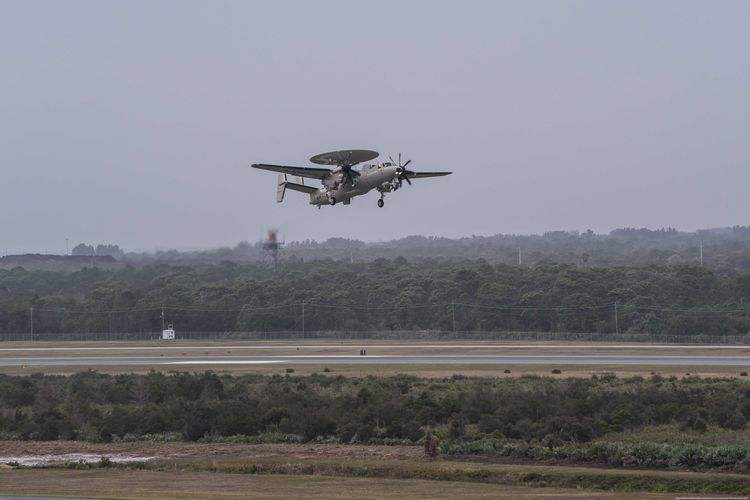 First E-2D Hawkeye delivery to Japan