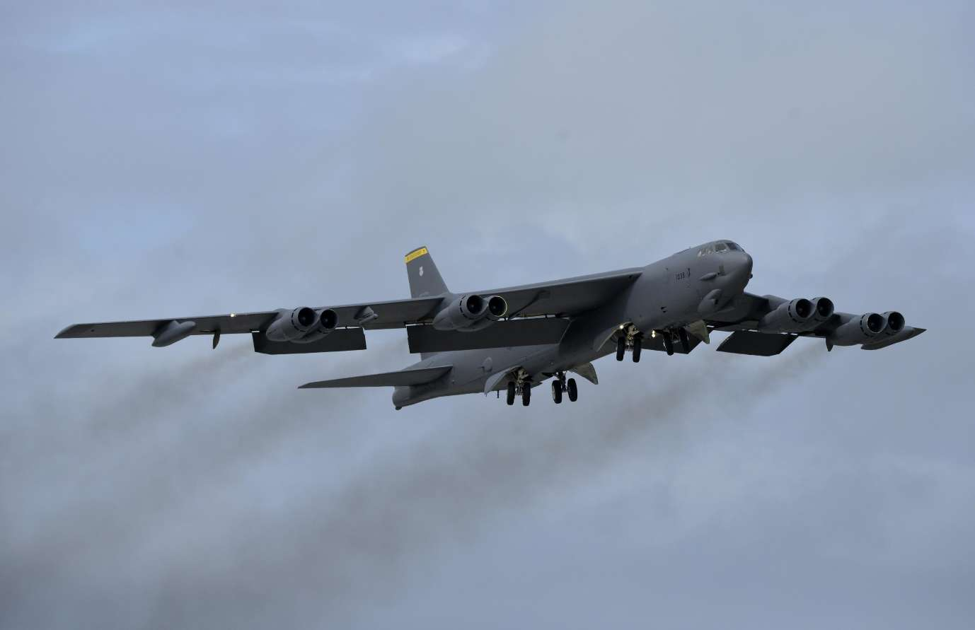 B-52s perform joint, combined missions in Indo-Asia-Pacific
