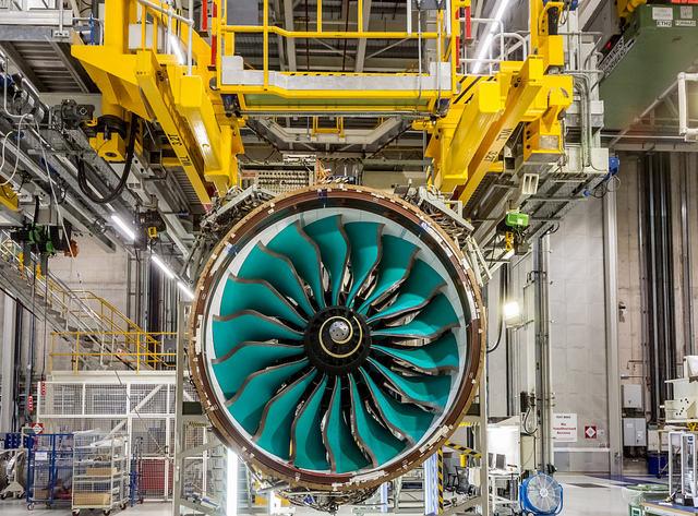Rolls-Royce tests UltraFan low-pressure system