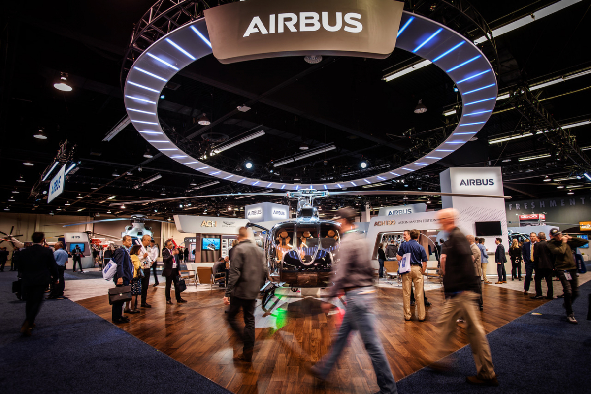 Heli-Expo 2020: Airbus ends with more than 40 sales