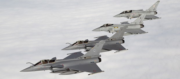 EDA sees signs of revival in European defence spending
