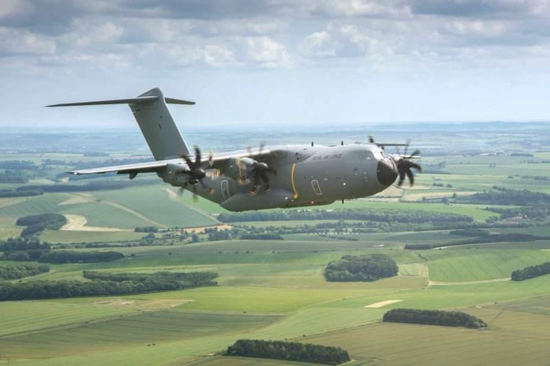 RAF receives 20th Atlas transport aircraft