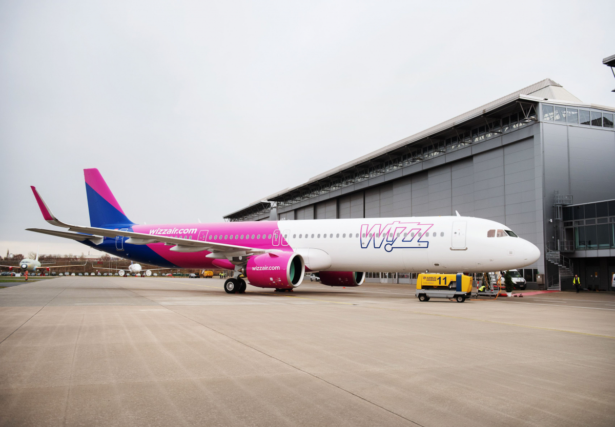 Airbus A320neo: WizzAir confirms the Pratt & Whitney GTF