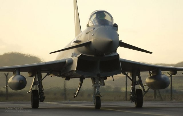 Funding approved for Kuwait Eurofighter deal