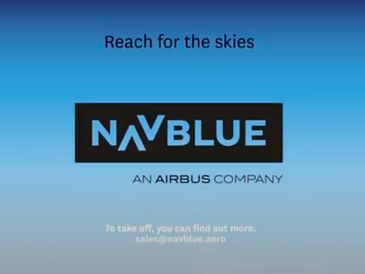 NAVBLUE helps airlines on their path to sustainability and fuel efficiency