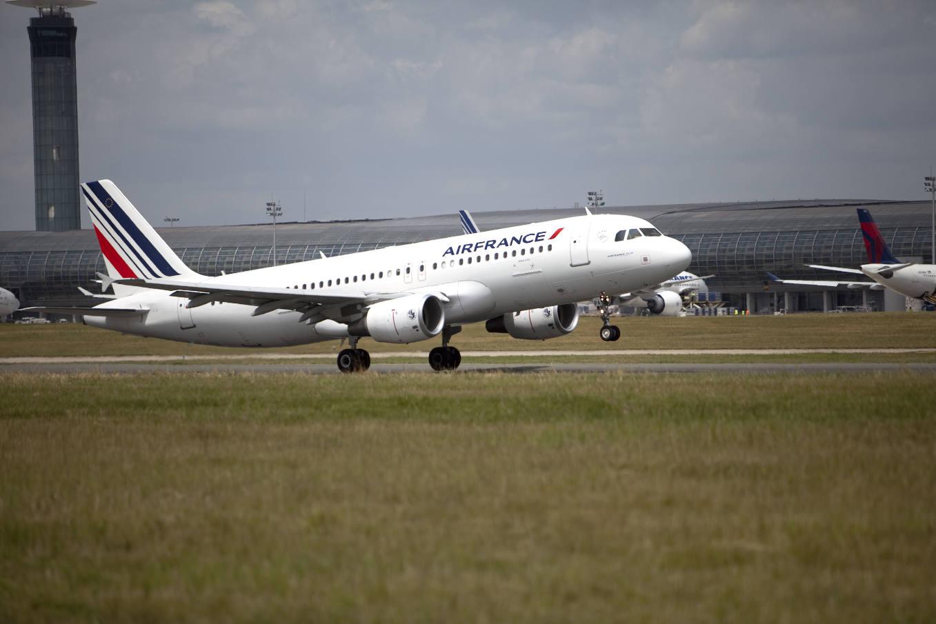 Near-collision between Egyptair, Air France aircraft over Belgium