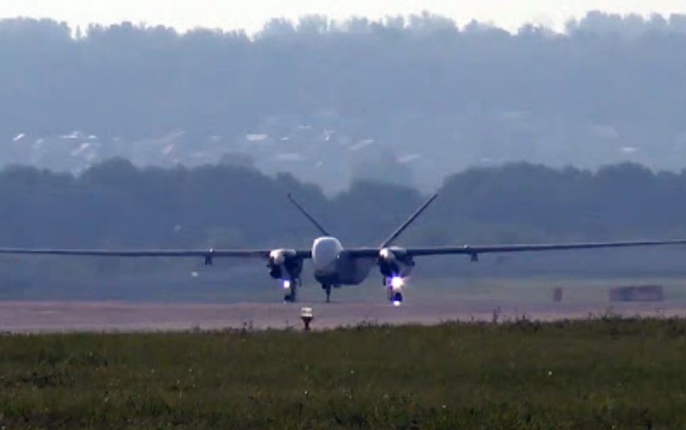 """Russia is ahead of the Eurodrone and offers itself its """"Global Hawk"""" (Update)"""