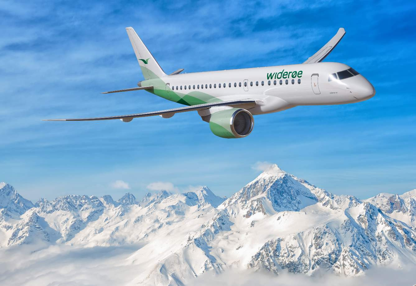Embraer confirms delivery target for first E-Jet E2