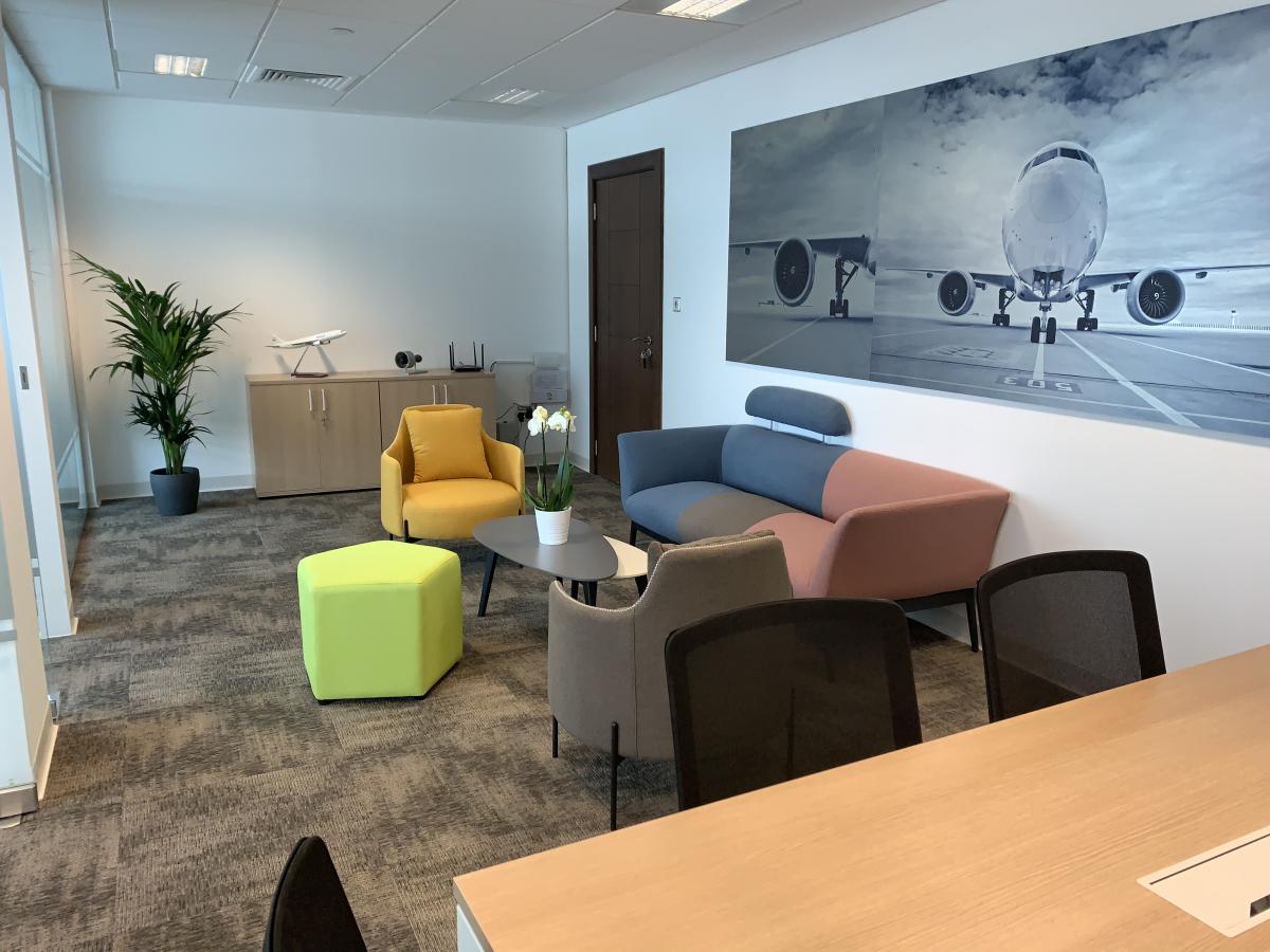 MTU Maintenance opens office in Dubai