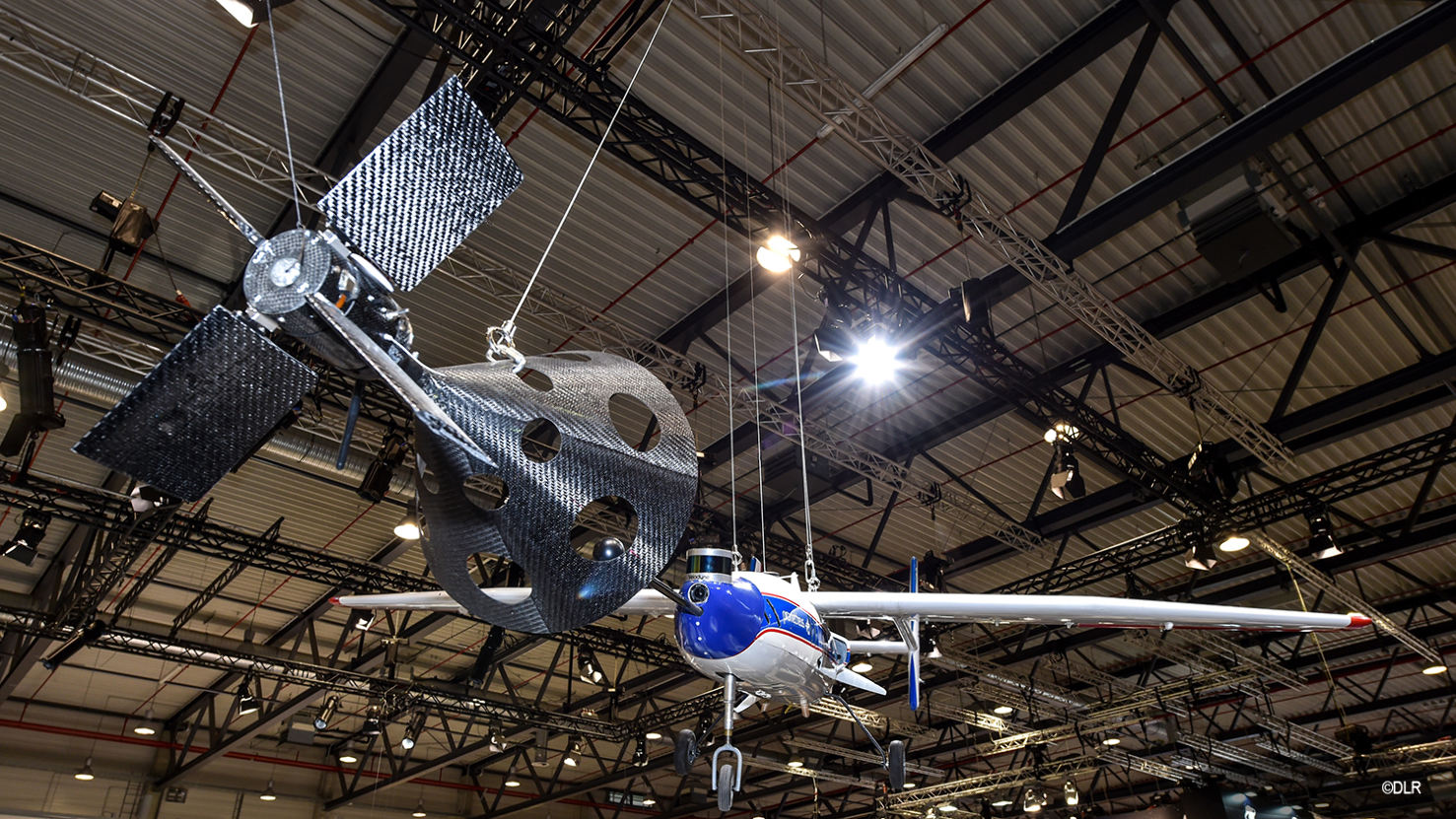 The German Aerospace Center DLR partners with Drone Rescue Systems to carry out the FALCon project