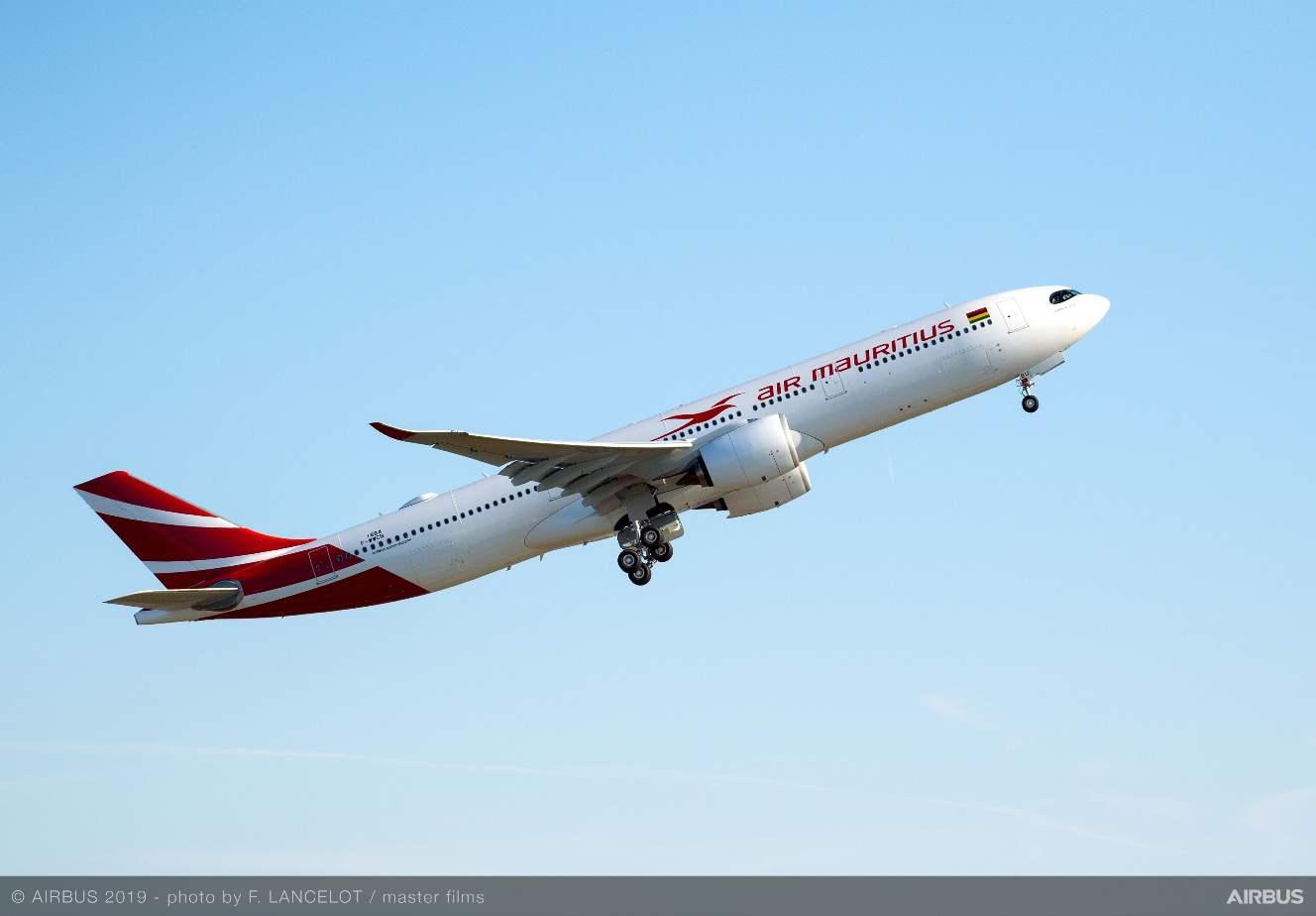 Air Mauritius gets first Airbus A330neo