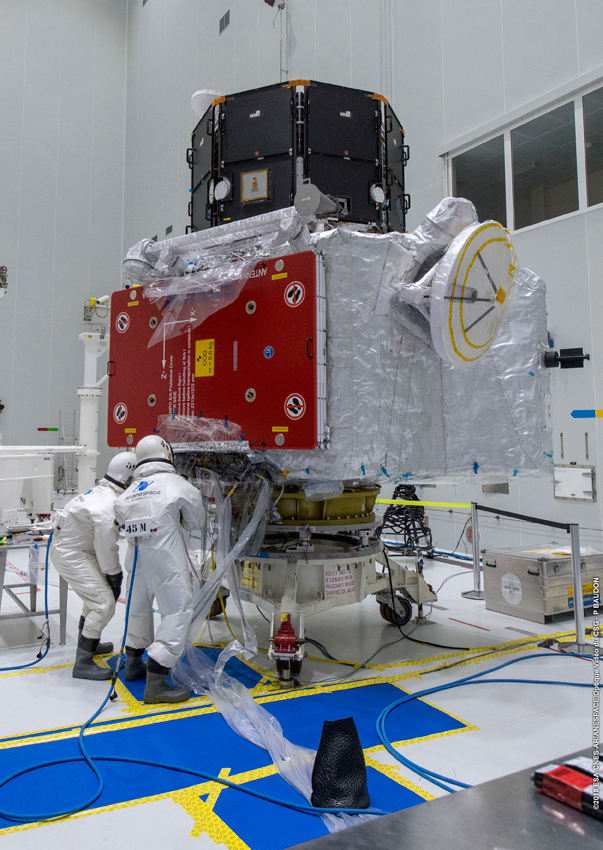 Euro-Japanese mission set for launch