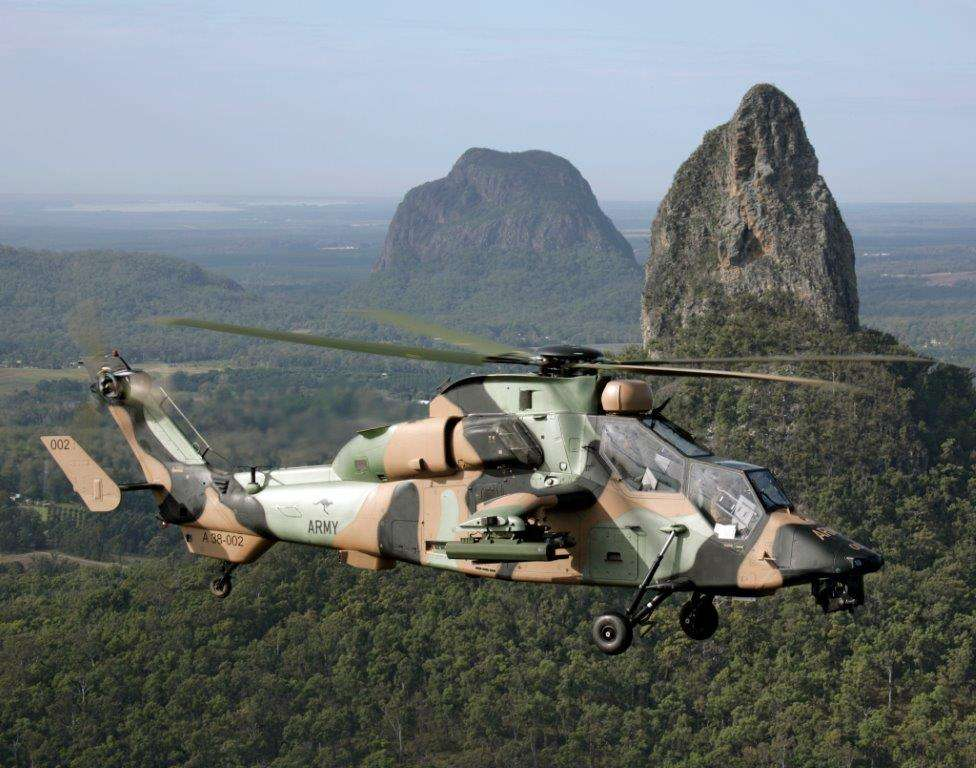 Australia extends ARH Tiger support contract