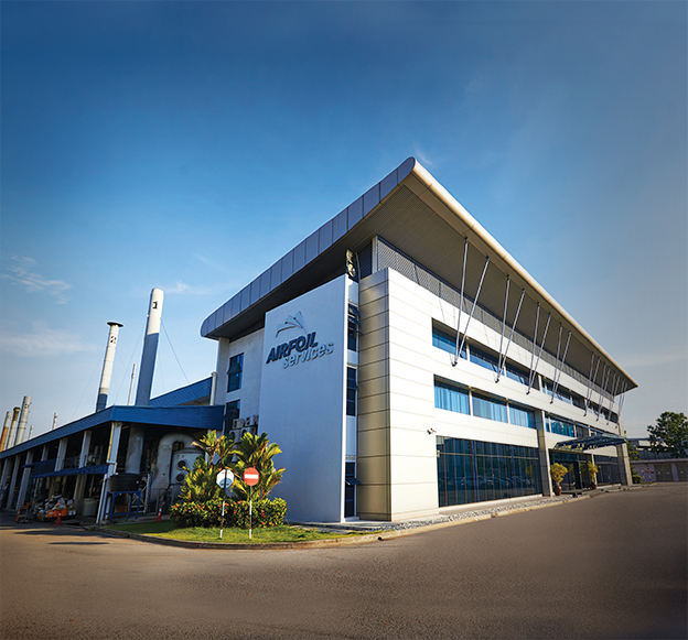 Expansion of a airfoil services facility in Malaysia