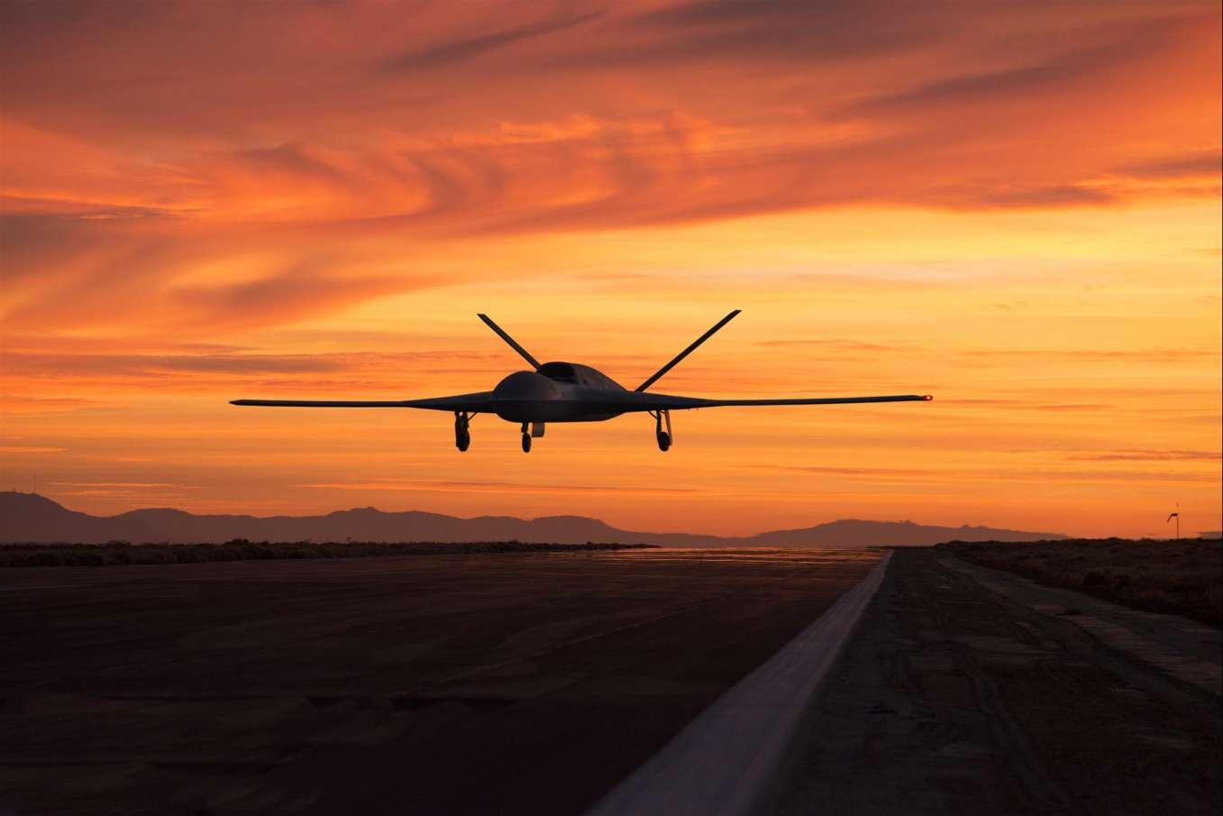 General Atomics flies Avenger Extended Range