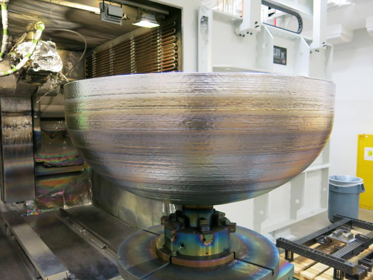 Fuel tank sets 3D print record