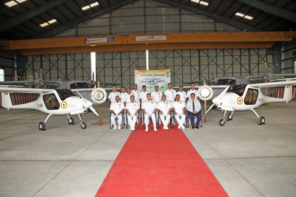 The Indian forces have received their 194 Pipistrels