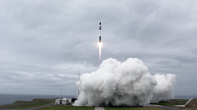 Electron becomes the second most used American launcher in 2020