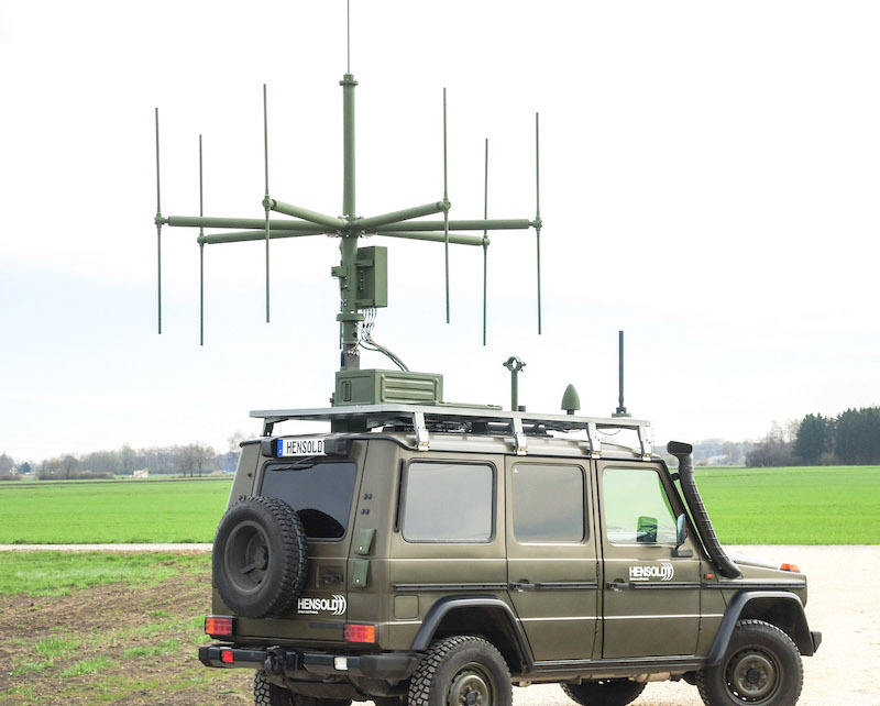 ILA 2018: Hensoldt highlights passive radar