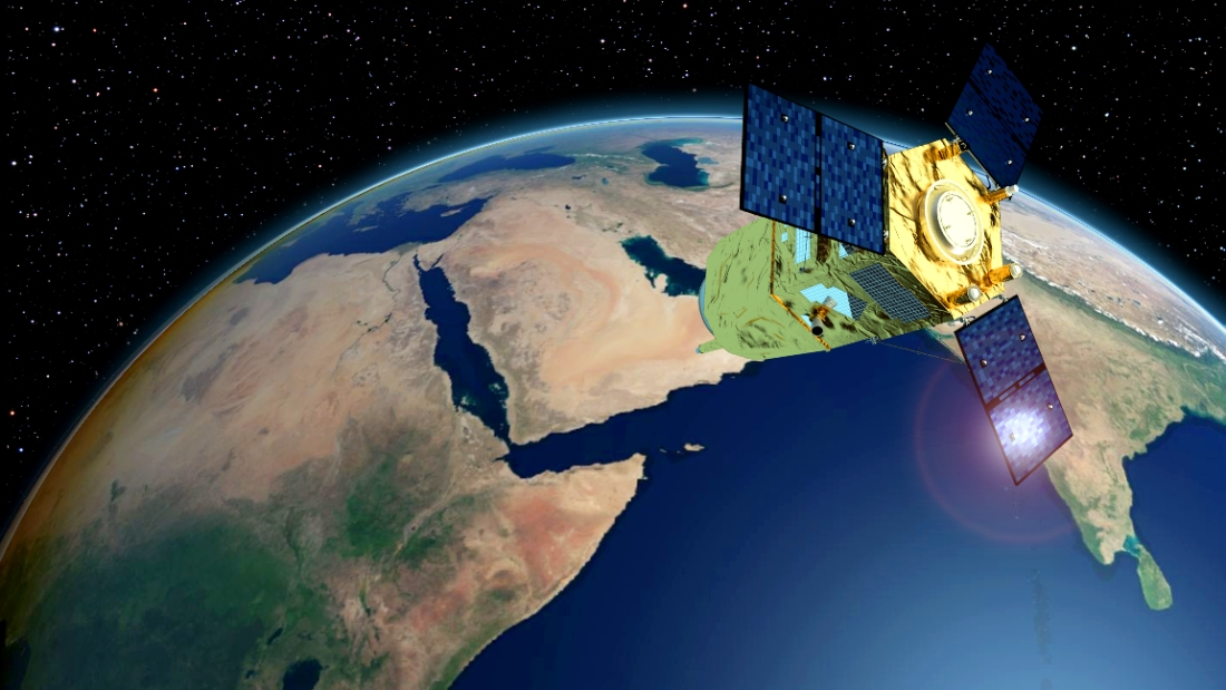 UAE's Falcon Eye satellite: a major military export contract