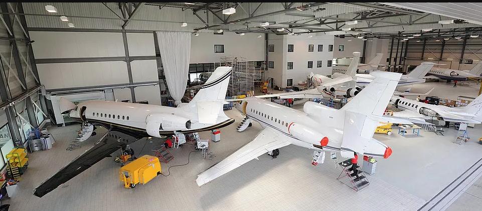 Dassault acquires TAG European MRO activities